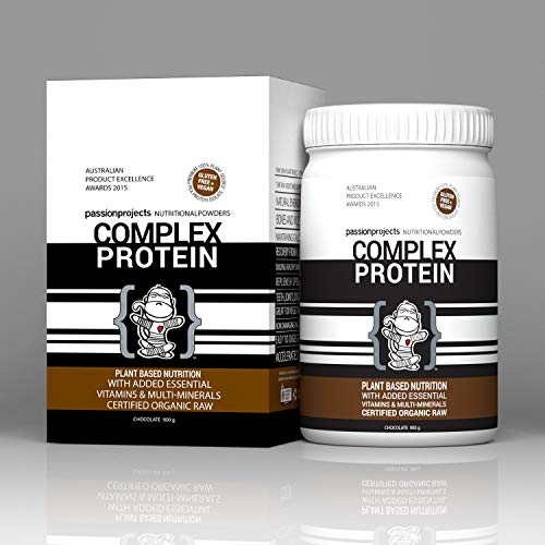 Complex Plant Based Protein Powder (Chocolate)