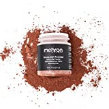 Mehron Texas Dirt Special Effects Makeup Powder (0.75 oz), Medium