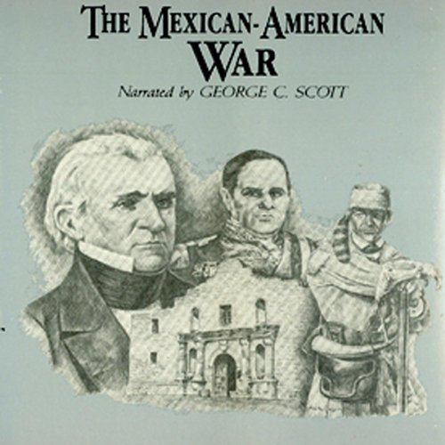The Mexican-American War audiobook cover art