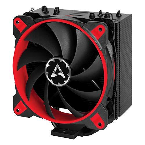 ARCTIC Freezer 33 Esports One - Ventilador para Caja de Ordenador I con Ventilador Bionix de 120 mm I 200 a 1 800 RPM I Muy silencioso - Rojo