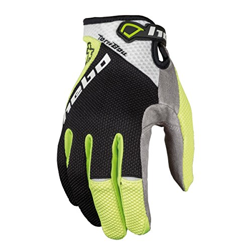 Hebo he1158lms Trial Toni Bou II Gants, Lime, Taille S