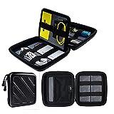 Taslar Hard Shockproof Portable Eva Storage Cases Covers For Powerbank, External Hard Drive Carrying...