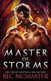Master of Storms: Dragon Shifter Romance (Legends of the Storm Book 5) (English Edition)
