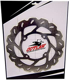 Outlaw Racing AX36032 Front Brake Rotor Disc Disk