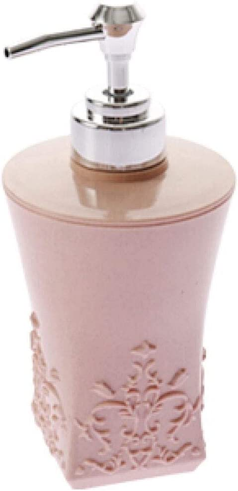 Easy-to-use Bath soap Dispenser European Carved Water Max 75% OFF Soap Bottle Reusable