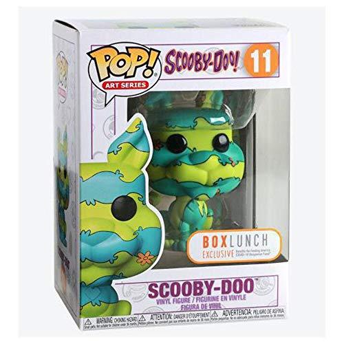 Funko Pop Scooby DOO Art Series #11 Exclusive