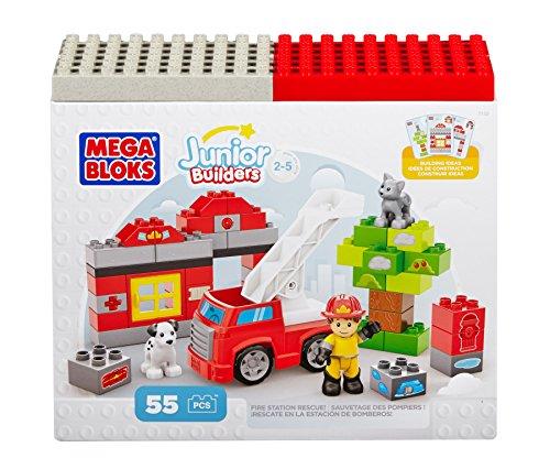 Mega Bloks 7153 - Junior Builders Rettungsstation