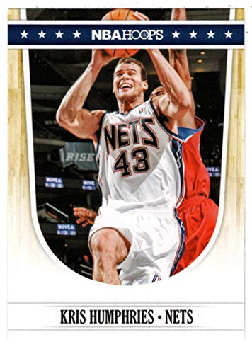 Kris Humphries (Basketball Card) 2011-12 Panini Hoops # 149 Mint