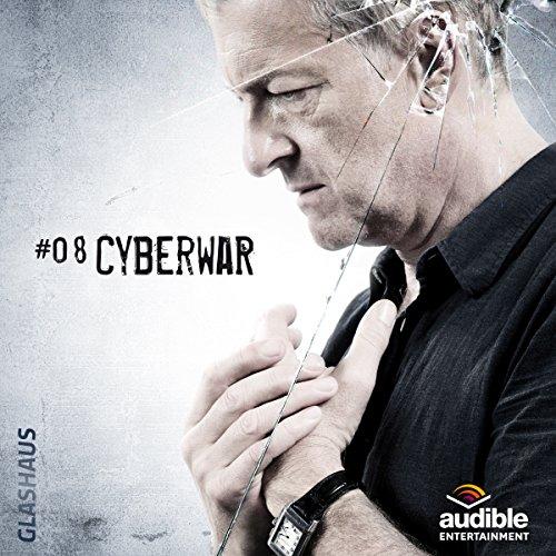Cyberwar audiobook cover art