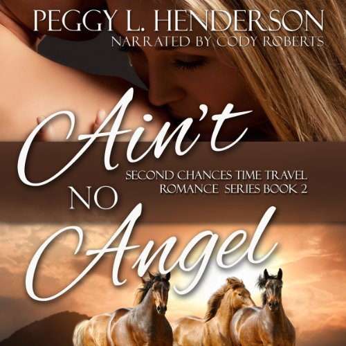 Ain't No Angel audiobook cover art