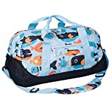 Wildkin Kids Overnighter Duffel Bags for Boys & Girls, Measures 18 x 9 x 9 Inches Duffel Bag for Kids, Carry-On Size & Ideal for School Practice or Overnight Travel, BPA-free (Big Fish) american duffles May, 2021
