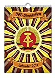 DDR-Bieretiketten Kalender 2019: Historische Bieretiketten aus der DDR (Bierdeckel- und Bieretikettenkalender / DDR/BRD)