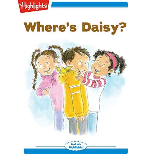 Where's Daisy? audiobook cover art