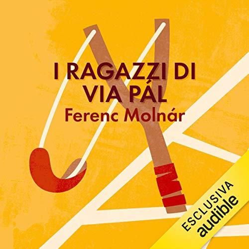 I ragazzi di via Pál audiobook cover art