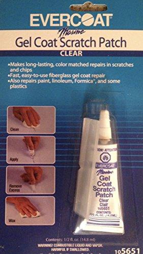 Price comparison product image FIBRE GLASS-EVERCOAT CO Gel Coat Scratch Patch,  White