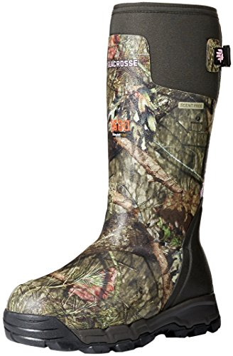 LaCrosse Women's Alphaburly Pro 1600G Hunting Shoes, Mossy Oak Break up Country, 7 M US