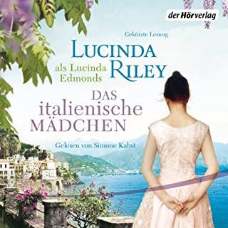 Das italienische Mädchen                   By:                                                                                                                                 Lucinda Riley                               Narrated by:                                                                                                                                 Simone Kabst                      Length: 7 hrs and 37 mins     1 rating     Overall 5.0