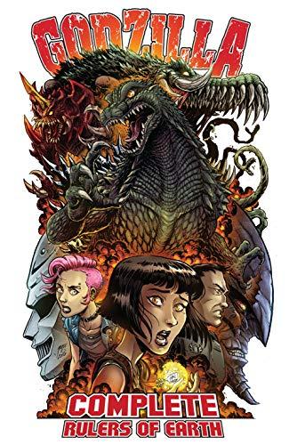 Godzilla: Complete Rulers of Earth Vol. 1 (Godzilla: Rulers of Earth)