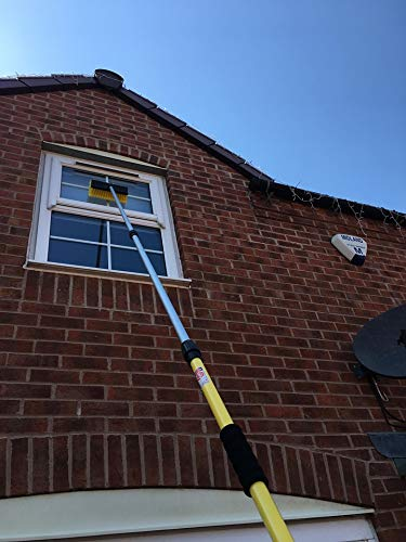 12FT Window Cleaning Brush, Wind...
