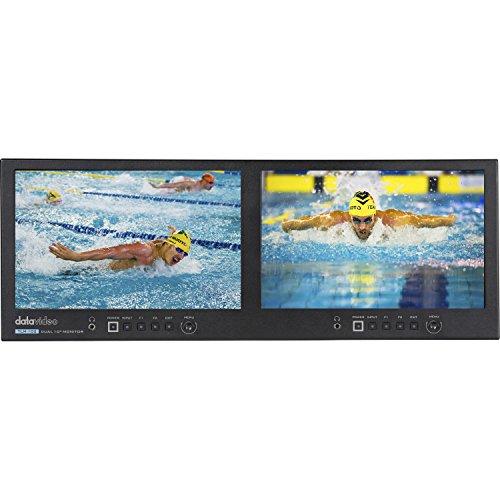 Datavideo TLM-102, Dual 10 Inch Monitor