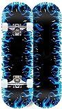 Monopatín Longboard Cruiser Completo Skateboard Complete Skateboard Deck Longboard crucero trucos profesionales del patín de la calle Junta de cepillo crucero for adolescentes principiantes Niñas Niño