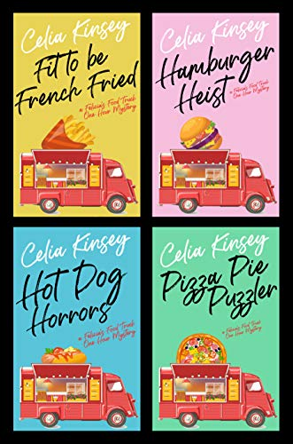 Felicia's Food Truck One-Hour Mysteries : Bite-Sized Culinary Cozy Mysteries (Culinary Cozy Shorts Book 1)