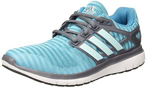 adidas Energy Cloud V, Zapatillas de Running Mujer, Multicolor (Aquene/Aquene/Onix), 44 2/3 EU