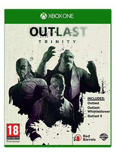 Outlast Trinity [Importación Inglesa]