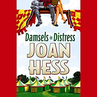 Damsels in Distress audiobook cover art