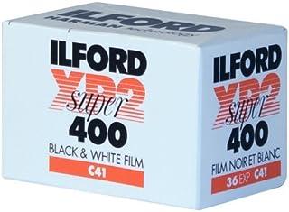 5 X Ilford XP-2 Super 400 135-36 Black & White Film