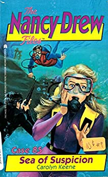Sea of Suspicion (Nancy Drew Files Book 85) by [Carolyn Keene]