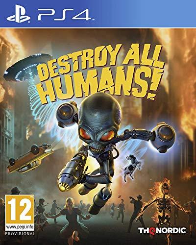 Destroy All Humans! (PS4) (輸入版)