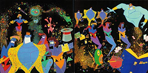 A kind of magic (1985/86) [Vinyl LP] - 3
