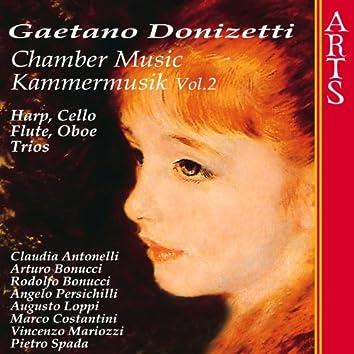 Donizetti: Chamber Music Vol. 2