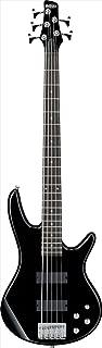 Ibanez 5 String Bass Guitar, Right Handed, Black (GSR205BK)