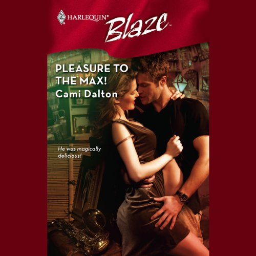 Pleasure to the Max audiobook cover art