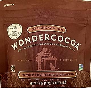 Wonderslim, Cocoa Powder Low Fat, 6 Ounce