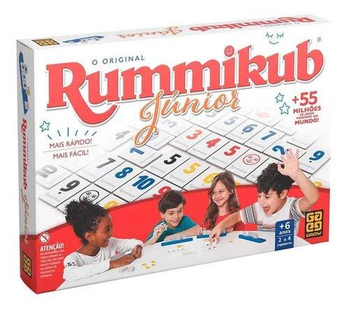 Jogo - Rummikub Junior - Grow Grow