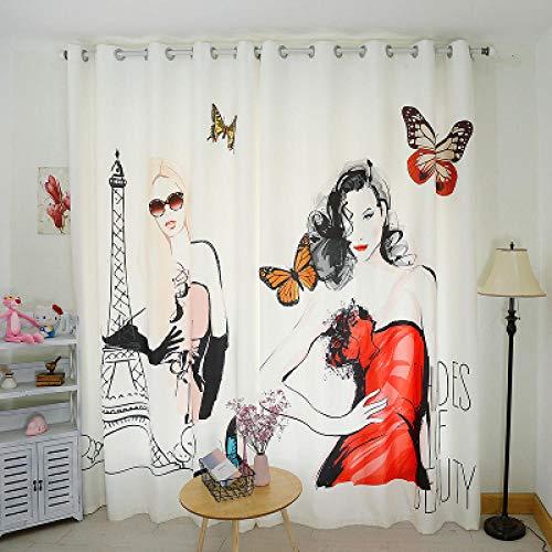 cortinas opacas para