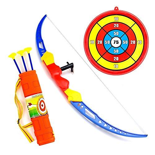 Wowok Kids Toy Archery Bow and Arrow Set...