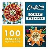 100 RECETTES pour toute l'année Des recettes EXTRAORDINAIRES avec des ingrédients de tous les jours et de saison Recettes sélectionnées parmi les plus APPRÉCIÉES des internautes Des liens QR code vers les VIDÉOS des recettes