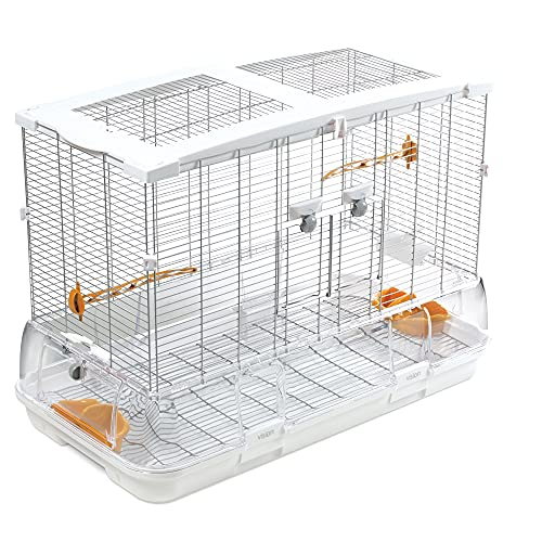 Vision L01 Wire Bird Cage, Bird Home for Parakeets, Finches and Canaries, Large