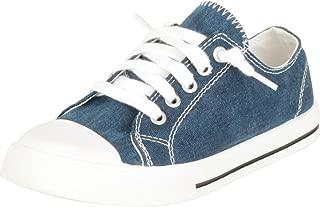 Cambridge Select Women's Cap Toe Slip-On Stretch Elastic Lace Fashion Sneaker