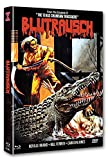 Blutrausch - Eaten Alive (1977) UNCUT 2-Disc Mediabook (Cover A) - limitiert & nummeriert auf 666 Stk. [Blu-ray] - Neville Brand