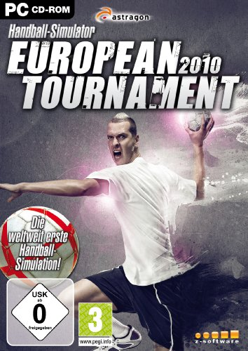 Handball Simulator 2010 European Tournament - [PC]