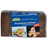 Mestemacher, Pumpernickel with Whole Rye Kernel, 17.6 Oz Pack of 2