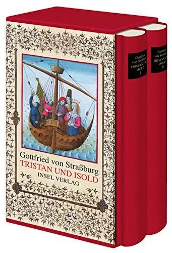 Tristan und Isold: Mit dem Text des Thomas
