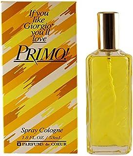 Primo By Parfums De Coeur For Women. Cologne Spray 1.8-Ounce Bottle
