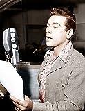 Mario Lanza On His Radio Show 'The Mario Lanza Show' Photo