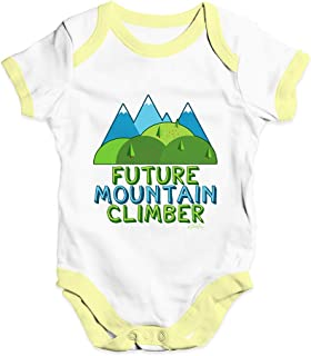 TWISTED ENVY Baby Tshirts Future Mountain Climber